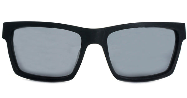 Gellert - Matte Black - See.Saw.Seen Eyewear