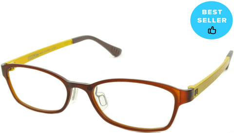 Gladys - Coffee - See.Saw.Seen Eyewear