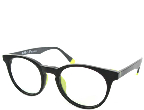 Gough - Black Neon - See.Saw.Seen Eyewear