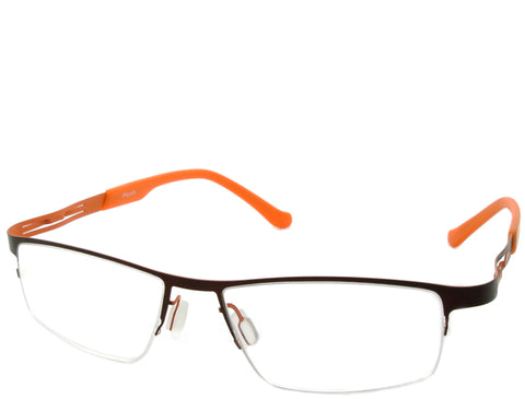 Greenwich-S - Wine Orange - See.Saw.Seen Eyewear