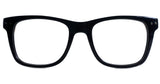 Hayes II - Shiny Black - See.Saw.Seen Eyewear