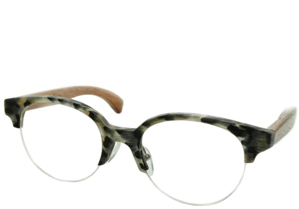 Hazelwood - Black Leopard - See.Saw.Seen Eyewear