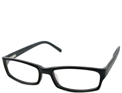 Heyman (petite) - Shiny Black - See.Saw.Seen Eyewear