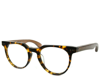 Hugo - Dark Tortoise - See.Saw.Seen Eyewear