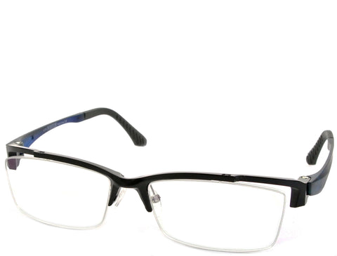 Lake - Black and Blue - See.Saw.Seen Eyewear