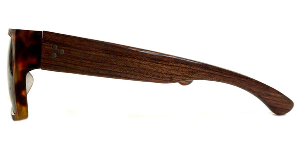 Larkin - Dark Tortoise Wood