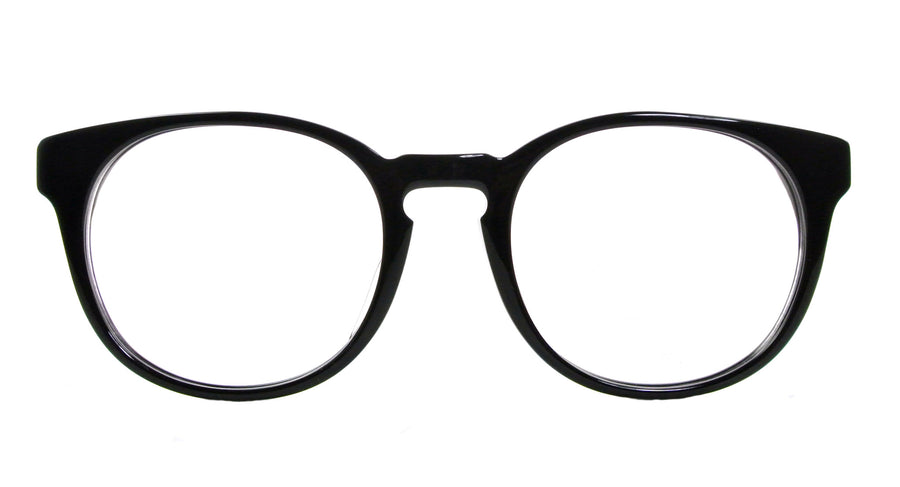 Linden - Black - See.Saw.Seen Eyewear