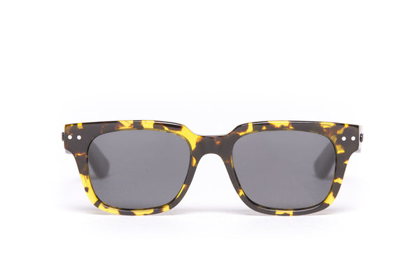 Pledge Yellow Tortoise Polarized - See.Saw.Seen Eyewear