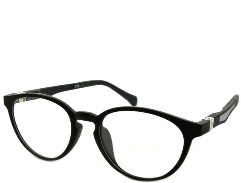 Rey (petite) - Black - See.Saw.Seen Eyewear