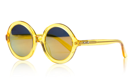 Lenny - Yellow Jelly - See.Saw.Seen Eyewear