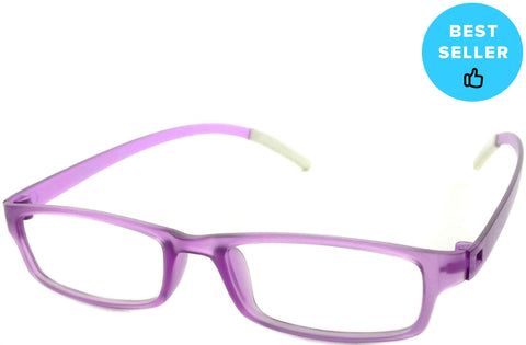 Selby (petite) - Purple Crystal - See.Saw.Seen Eyewear