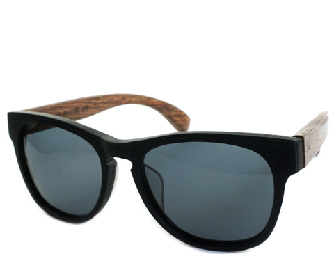 Sylvan - Matte Black - See.Saw.Seen Eyewear