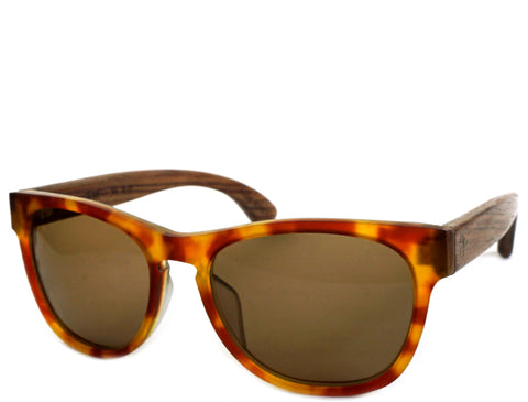 Sylvan - Orange Tortoise - See.Saw.Seen Eyewear