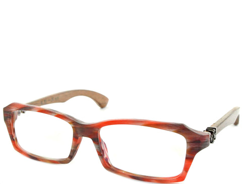 Talbert - Red Gray Multi - See.Saw.Seen Eyewear