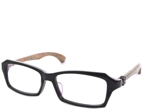 Talbert - Shiny Black - See.Saw.Seen Eyewear