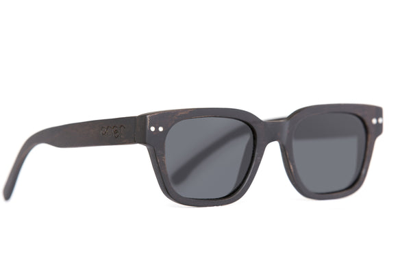 Pledge Black Maple Polarized - See.Saw.Seen Eyewear