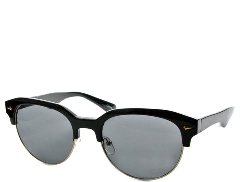 Welsh - Black Gray - See.Saw.Seen Eyewear