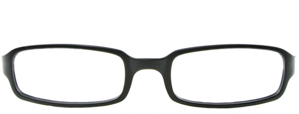 Alpha (petite) - Black - See.Saw.Seen Eyewear