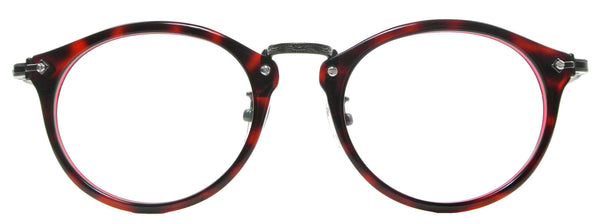 Alvarado - Red Tortoise - See.Saw.Seen Eyewear