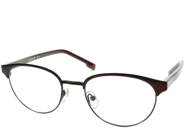 Beatrice - Maroon - See.Saw.Seen Eyewear