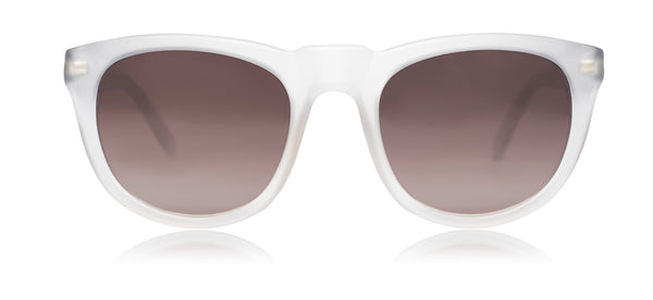Bobby - Matte Frost - See.Saw.Seen Eyewear