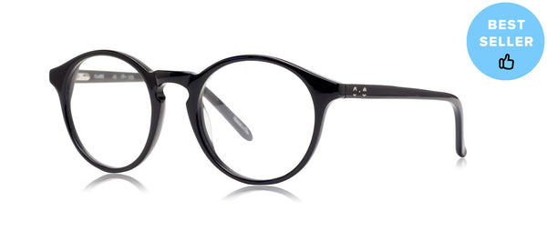 Clark - Black - See.Saw.Seen Eyewear