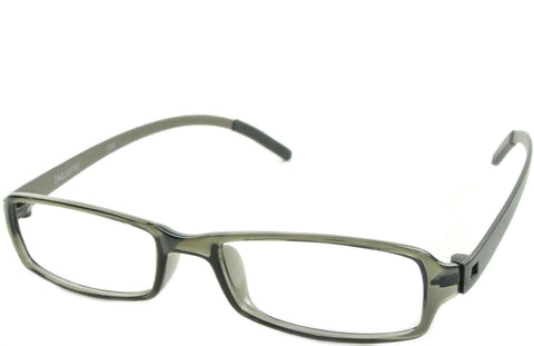 Rae (petite) - Gray Crystal - See.Saw.Seen Eyewear