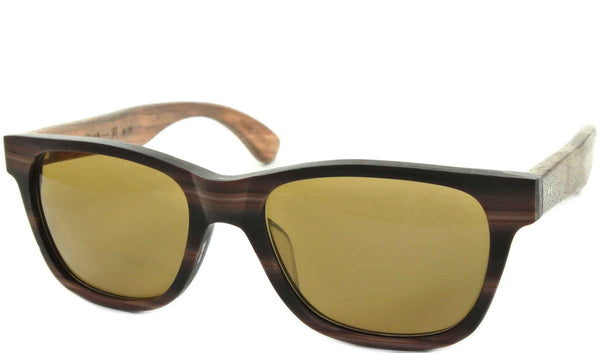 Russ - Brown Streak Sunglasses