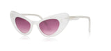 Josie - Matte Frost - See.Saw.Seen Eyewear