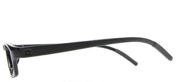 Selby (petite) - Shiny Black - See.Saw.Seen Eyewear
