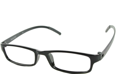 Selby - Shiny Black - See.Saw.Seen Eyewear