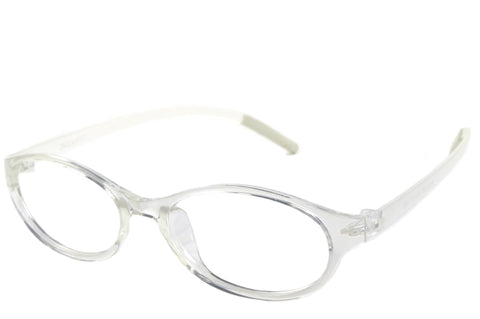 Taylor (petite) - Crystal - See.Saw.Seen Eyewear