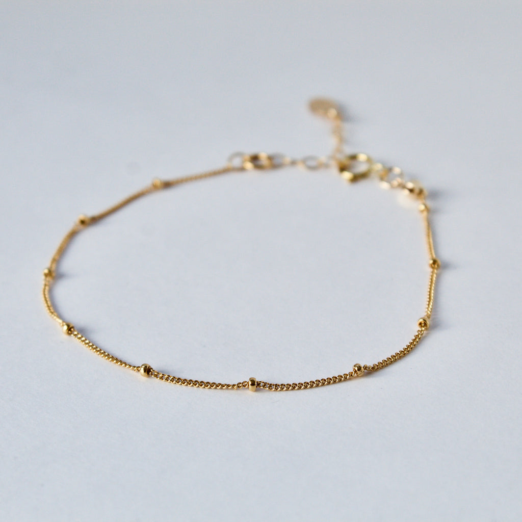 Satellite Chain Bracelet