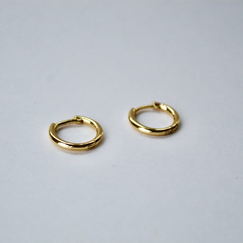 Dainty Hoops - Gold/Silver
