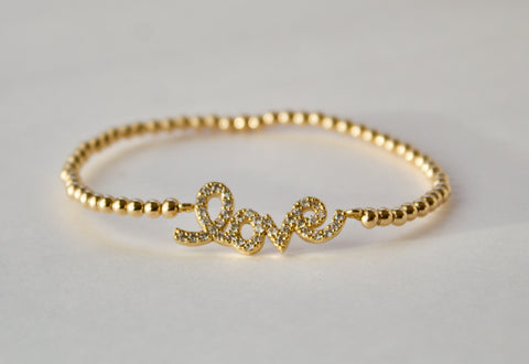 Diamante LOVE Bracelet