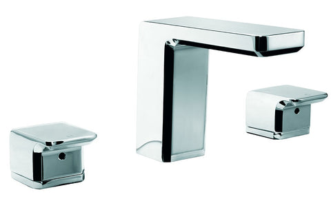 Methven Kiri 3 Hole Basin Set Chrome