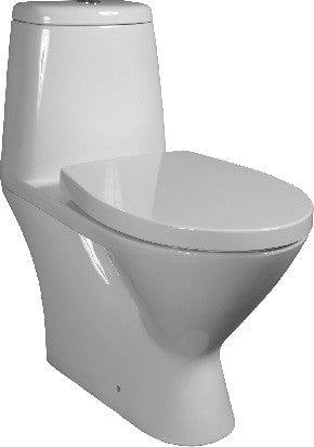 Cottage One piece Toilet Suite