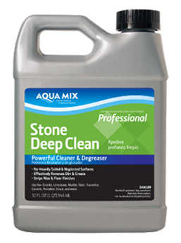 AQUA MIX STONE DEEP CLEAN