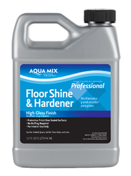 AQUA MIX FLOOR SHINE & HARDENER
