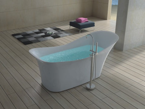 Christina Solid Stone Bath