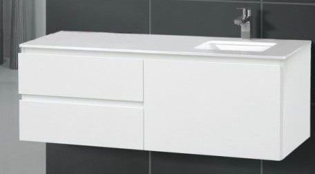 Valencia 1200mm Wall Hung Vanity