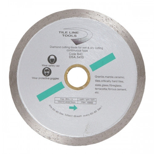 Timeline Continuous Rim Blade 4inch 105mm