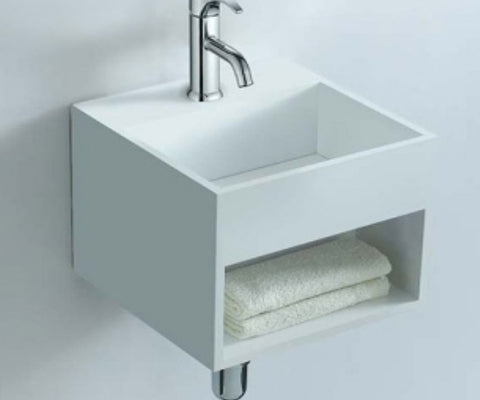 Beyond Basco Wall Hung Basin BB1003