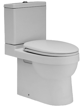 Living Compact Close Coupled Toilet Suite