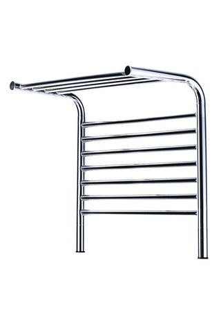 Jeeves Heated Towel Rail - Tangent M 620x555x326mm
