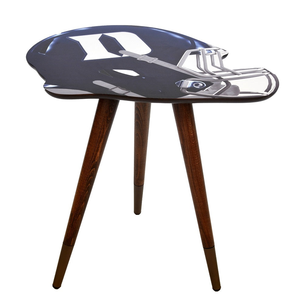 American Football Helmet Design Modern Stylish Wooden  Side Table - Coffee Table - casaculina - casaculina
