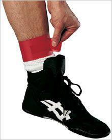 Red/Green Ankle Bands