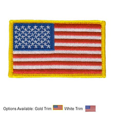 Load image into Gallery viewer, USA Flag Patches