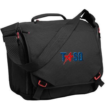 TASO Logo Messenger Bag