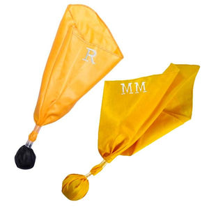 Long Toss Gold Penalty Flags